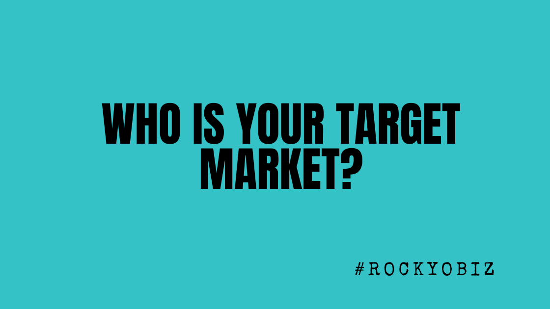 To Build Your Social Media Content Who is Your Target Market?