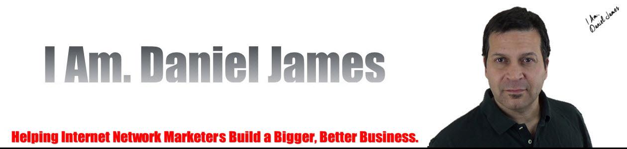 I Am Daniel James!