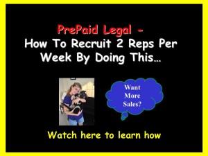 prepaid legal scam