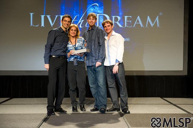 MLSP L3 award 2011