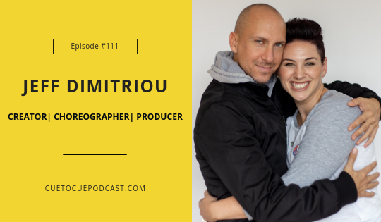 Jeff Dimitriou: How To Live In The Heart Of Your Art