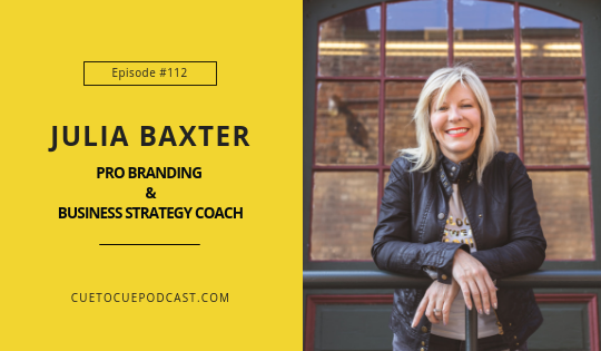 How To Build A World Class Brand: The Artist's Secret To More Influence & Income With Julia Baxter