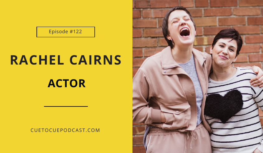 Rachel Cairns: How To Fall In Love With The Process