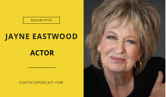 Jayne Eastwood: How To Show Up And Keep Moving Forward