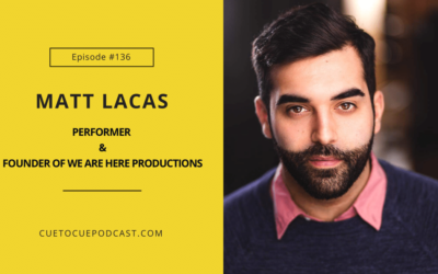 Matt Lacas:  How To Use Your Creativity To Serve Others