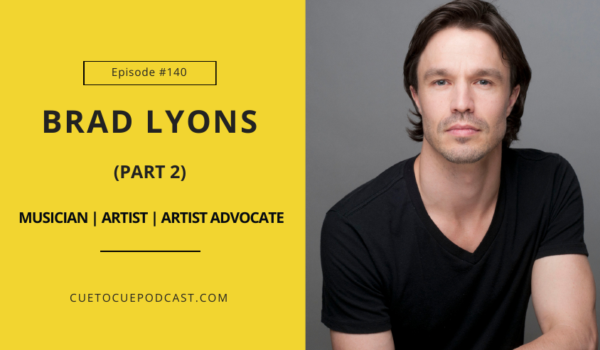 Brad Lyons: The Journey To Artists United ( Part 2)
