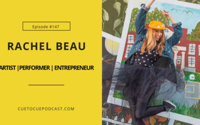 Rachel Beau: How To Turn Your Passion Into A Business And Thrive As An Artist