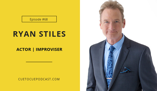 Ryan Stiles: Love What You Do, Work For Your Success, And Get A Dog!