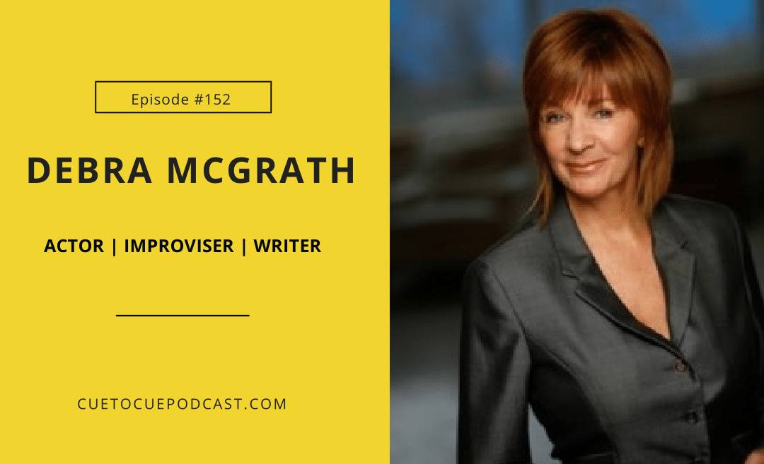 Debra McGrath: Learning To Celebrate The Process, Cultivating New Ideas And Putting Your Work Online