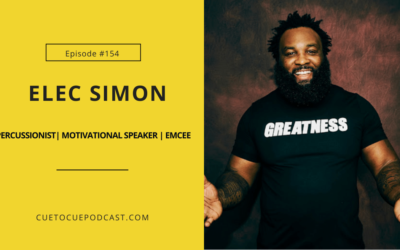 Elec Simon: Turn Your Challenges Into Your Artistic Purpose