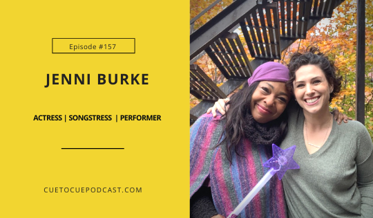 Jenni Burke: How To Believe In The Magic Of Your Artist