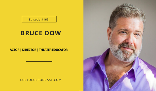 Bruce Dow: How To Overcome The Desire To Seek Validation Through Your Craft