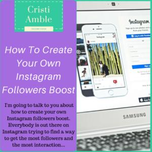 Instagram Followers Boost