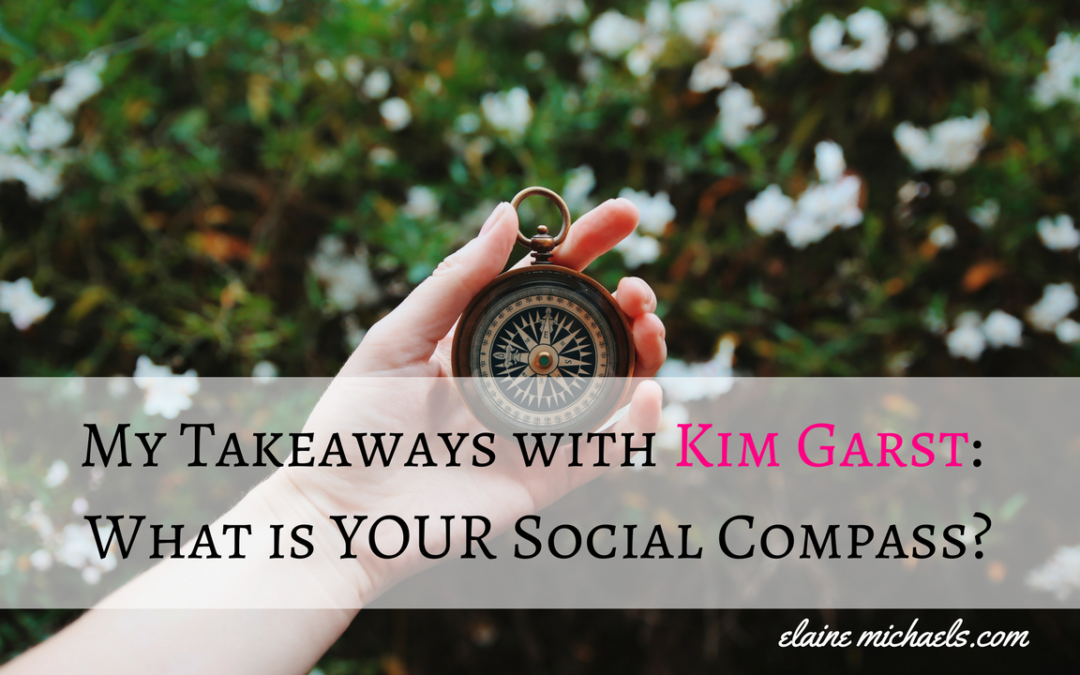 My Takeaways from a Session with Kim Garst