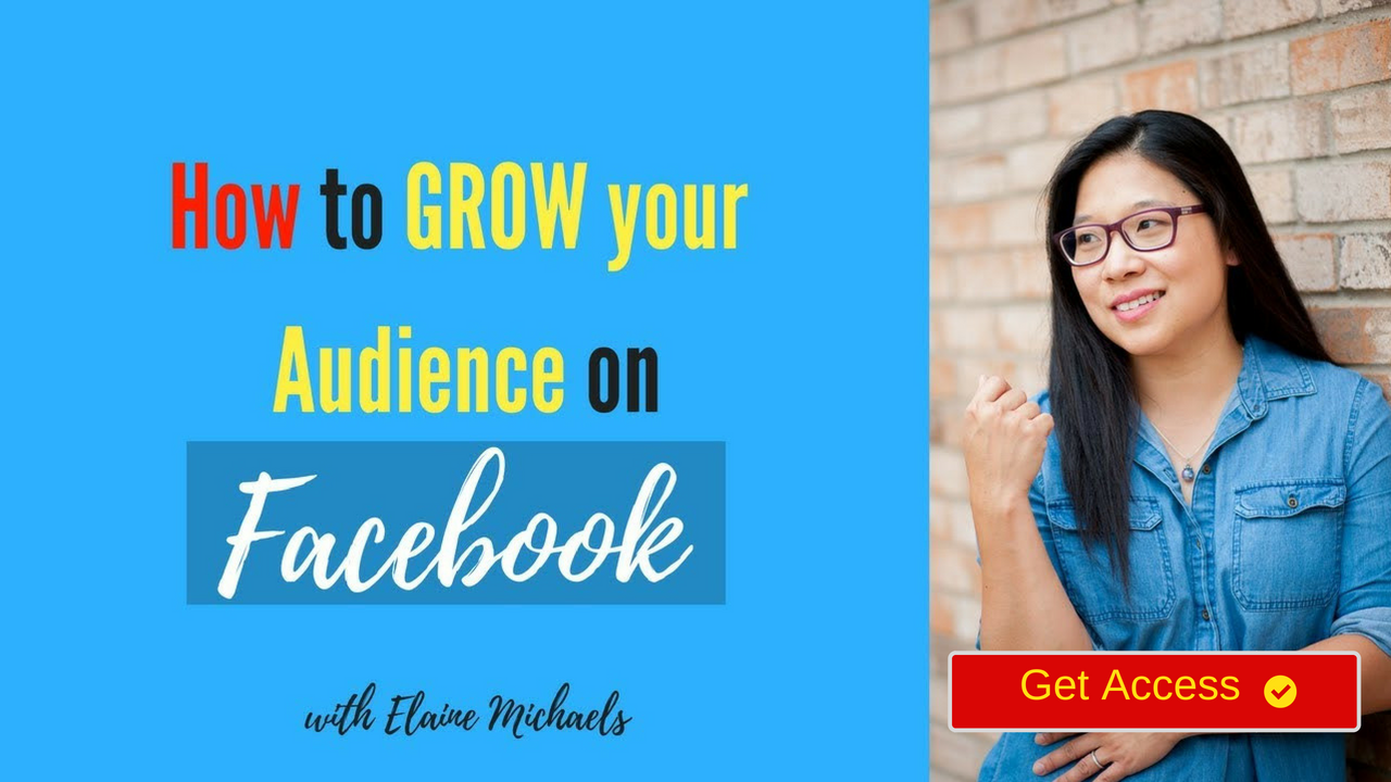 Grow Your Facebook Audience with Organic Traffic
