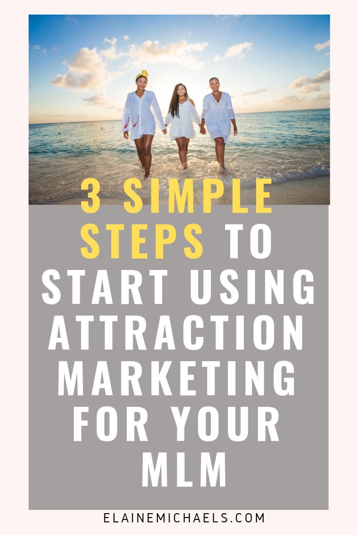 Simple Steps Attraction Marketing