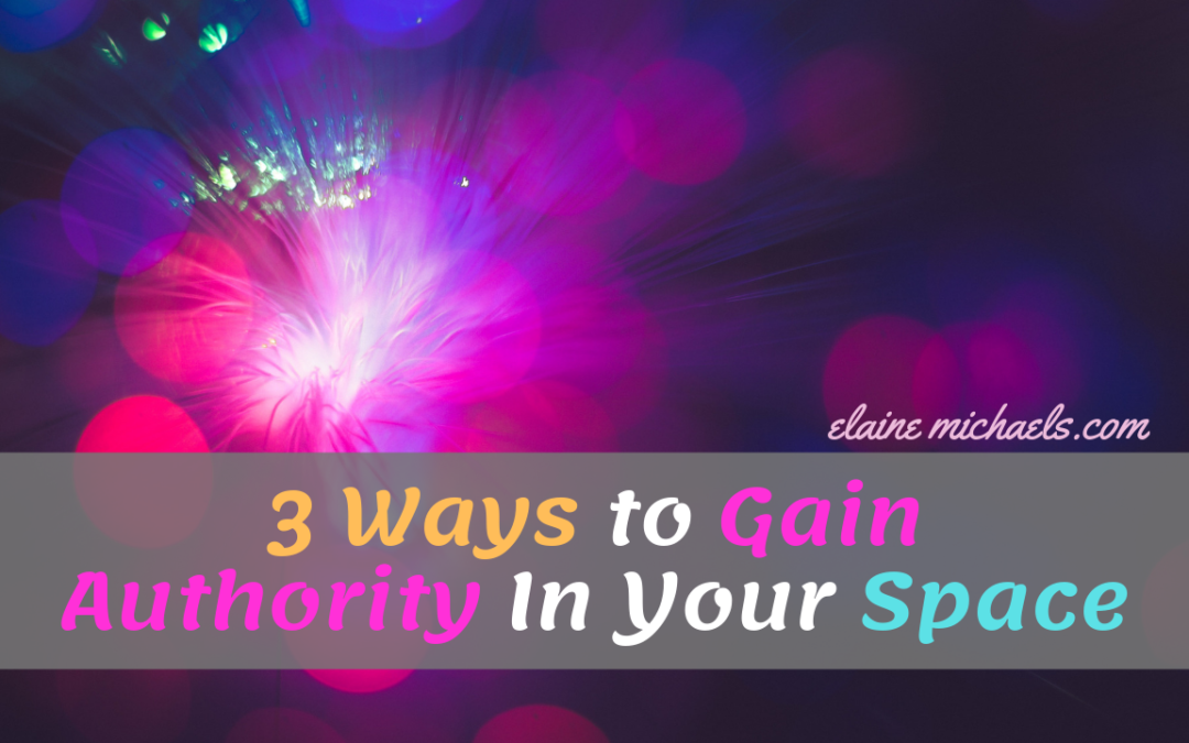 3 Ways To Gain Authority in Your Niche