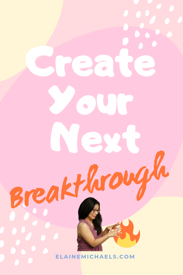 Create Your Next Breakthrough