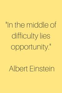 When Opportunity Knocks, Open The Door! 3