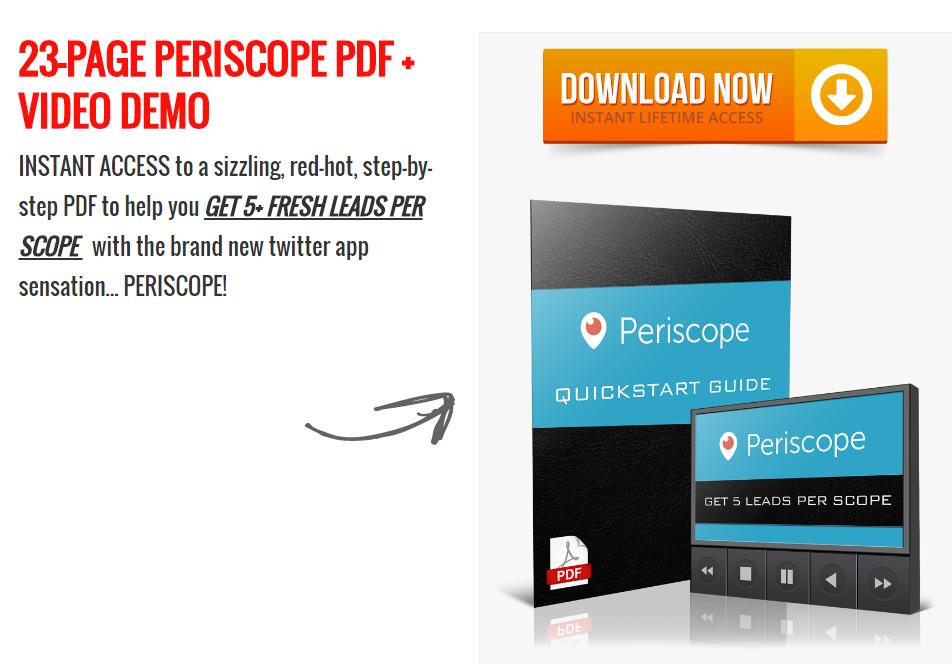 FREE Periscope Training
