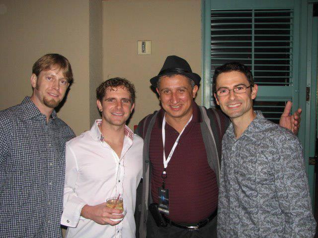 Todd Schlomer, Brain Fanale, Norbet Orlewicz