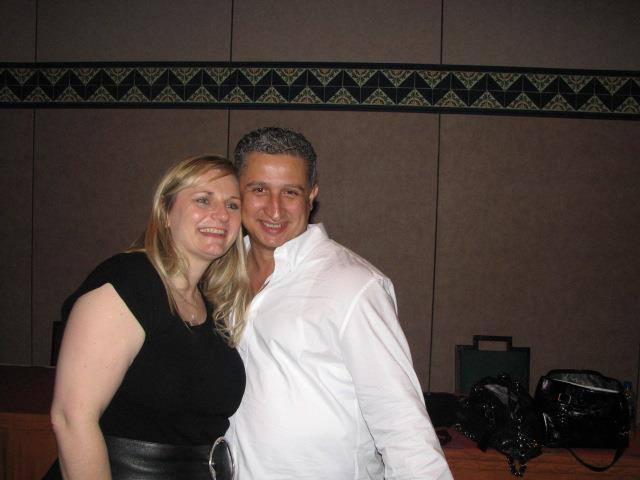 JosephDiego with Diane Hochman