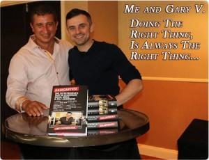 JosephDiego with Gary Vaynerchuck