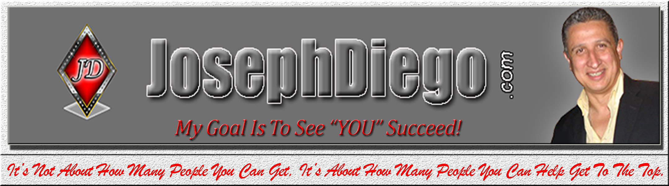 JosephDiego Home Based Business /  Network Marketing Entrepreneur Coach