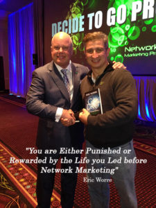 Eric Worre Network Marketing Success Tips