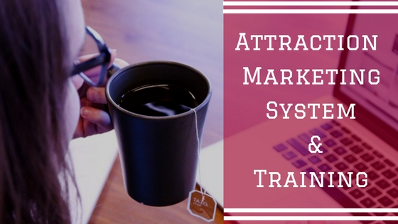 Attraction Marketing System & Training