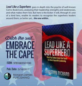 Lead like A superhero Book