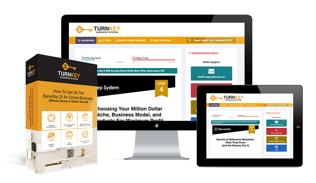 Turnkey Business System