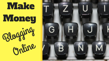 Make Money Blogging Online: 5 Simple Keys to Having a Successful Blog