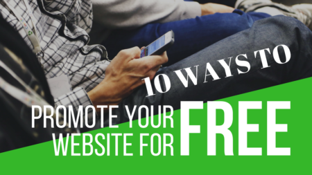 10 Strategies to Drive Traffic To Your Website and Promote Your Website for FR­­EE