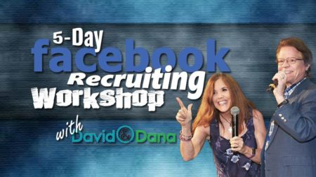 5 Day Facebook Recruiting Workshop: Build a Profitable Home Based Business