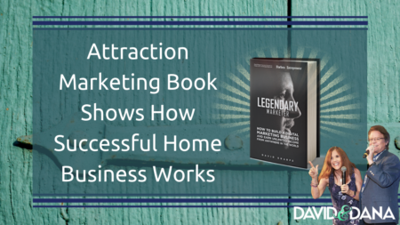 Attraction Marketing Book Shows How Successful Home Business Works
