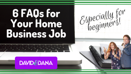 Affiliate Marketing for Beginners: 6 FAQs for Your Home Business Job