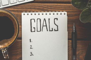 Business Goal Setting: Only a Few