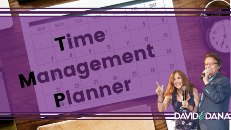 Time Management Planner
