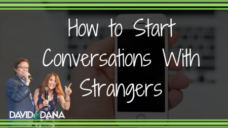 How to Start Conversations with Strangers