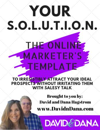 Your SOLUTION: Profitable Online Business Ideas
