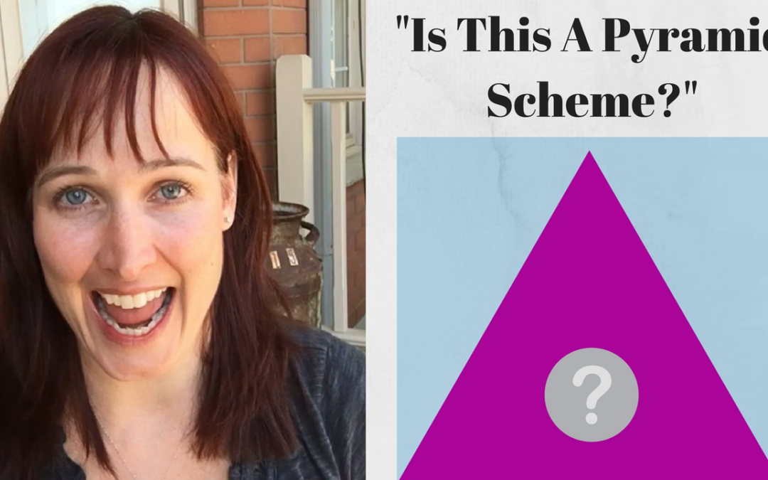'Pyramid Scheme' Objection: 2 Super Simple Strategies Guaranteed To Quickly Overcome It, (Even If You're Brand New To Network Marketing)