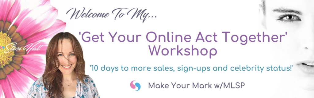 "10-Day Workshop Banner …used for the blog post entitled: ""Three Costly Mistakes People Usually Make When They Are New to Online Marketing."""