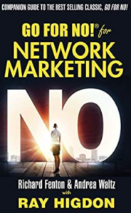Go_For_No - recommended internet marketing books
