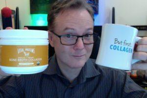 the bone broth coffee test
