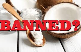 coconut oil under attack
