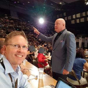 Eric Worre is one of the successful leaders I follow