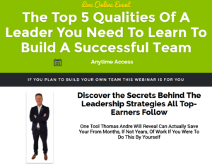 Top Leadership Qualities You Need To Build A Successful Team