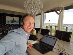 Doing Webinars Is One Of Many Business Tips For Mums