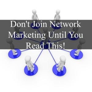 network marketing industry